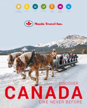 2018 Canada Brochure Cover
